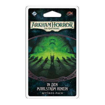 Arkham Horror LCG: Die Innsmouth-Verschwörung 6 – In den Mahlstrom hinein – DE