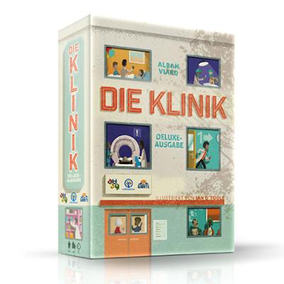 Die Klinik: Deluxe Edition – DE