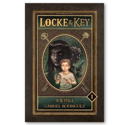 Locke & Key: Master Edition 1 (HC) – DE