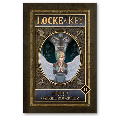 Locke & Key: Master Edition 2 (HC) – DE