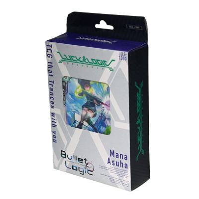 "Luck & Logic: Trial Deck ""Bullet Logic"" – EN"