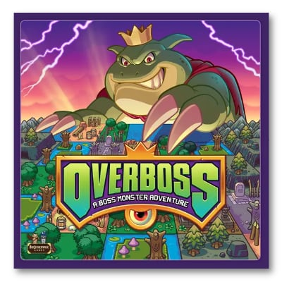 Overboss: A Boss Monster Adventure – EN