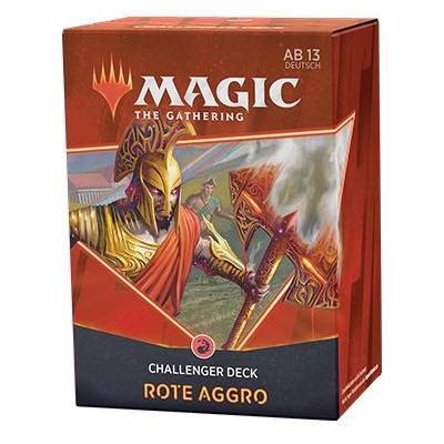 Magic: Challenger Deck: Rote Aggro – DE