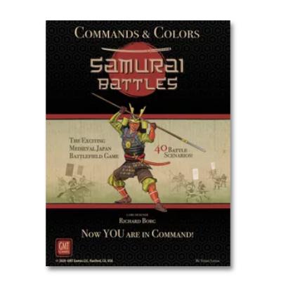 Commands and Colors: Samurai Battles – EN