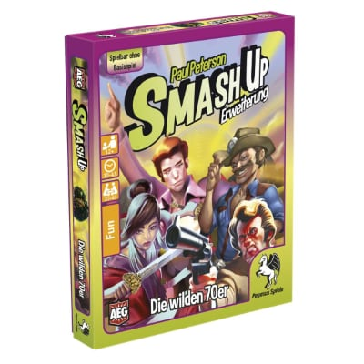 Smash Up: Die wilden 70er – DE