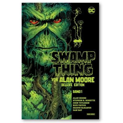 "Swamp Thing: ""von Alan Moore"" Deluxe Edition 1 (HC) – DE"
