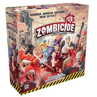Zombicide 2nd Edition – DE