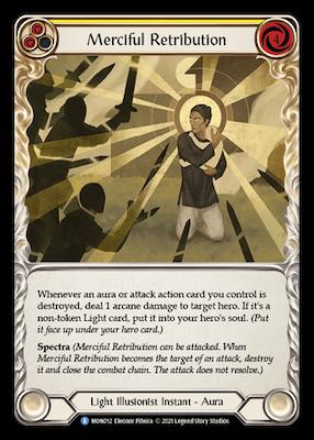 MON012: Merciful Retribution – (R)