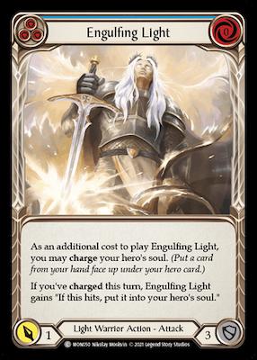 MON050: Engulfing Light (Blue) – (C)
