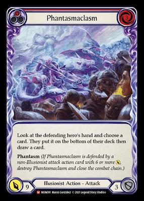 MON091: Phantasmaclasm – (M)