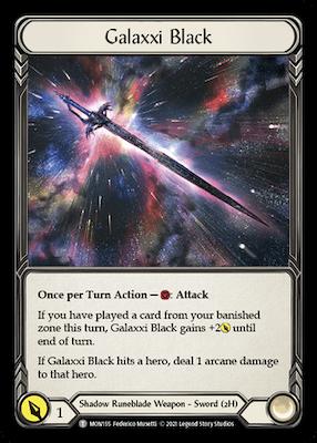 MON155: Galaxxi Black – (T)
