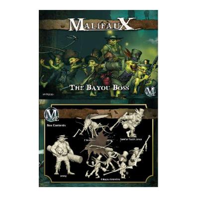 Malifaux M3E: The Gremlins – The Bayou Boss Box Set – EN