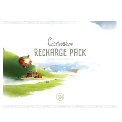 Charterstone: Recharge Pack – EN