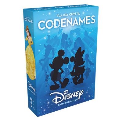 Codenames: Disney Familienedition – DE