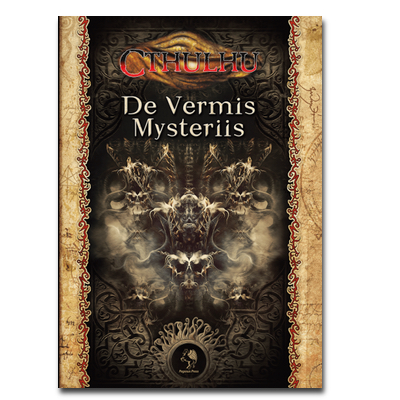 Cthulhu: De Vermis Mysteriis (HC) – DE