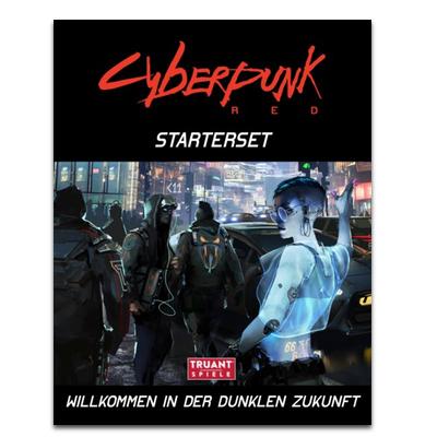 Cyberpunkt RED: Starterset – DE