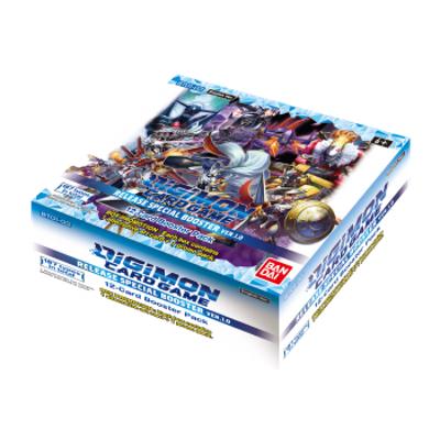 Digimon Card Game: Release Special Booster Display Ver.1.0 BT01-03 (24 Packs) – EN