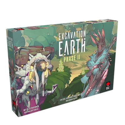 Excavation Earth: Phase II – DE