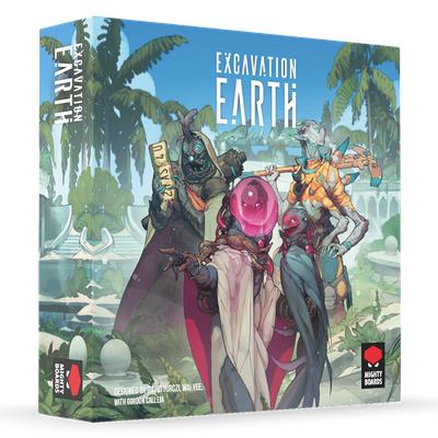 Excavation Earth – DE