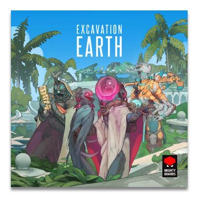 Excavation Earth – EN