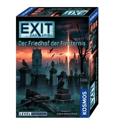 Exit das Spiel: Der Friedhof der Finsternis – DE
