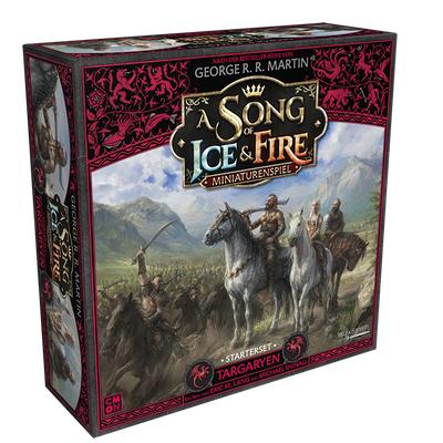 A Song of Ice & Fire: Targaryen Starterset – DE