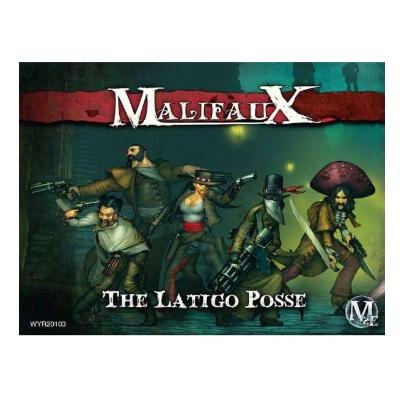 Malifaux M3E: The Guild – The Latigo Posse Perdita Box Set – EN