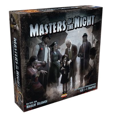Masters of the Night – DE