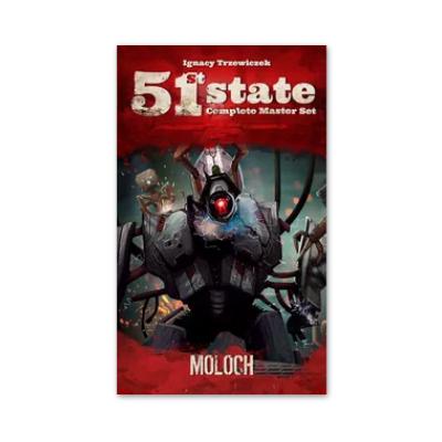51st State: Moloch – DE