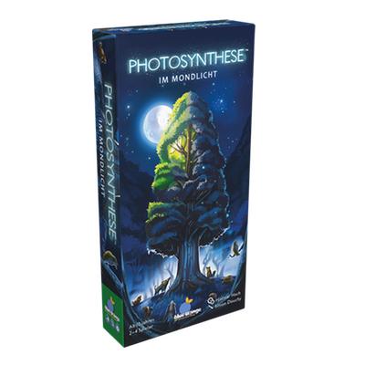Photosynthese: Im Mondlicht – DE