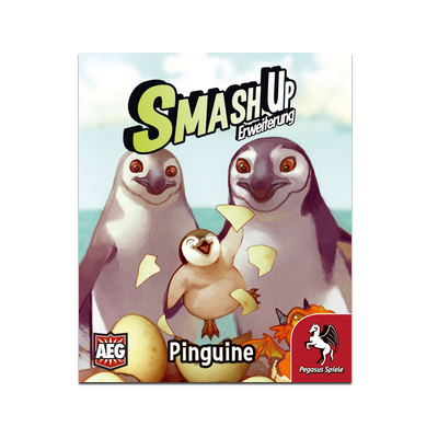 Smash Up: Pinguine – DE