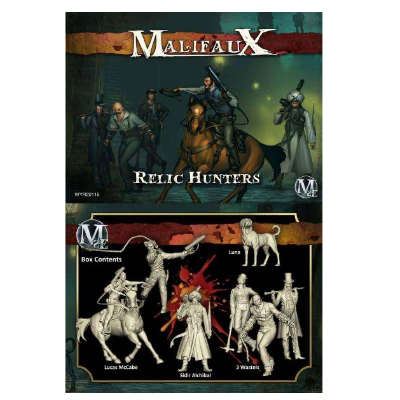 Malifaux M2E: The Resurrectionists – Shadows Of Redchapel – EN
