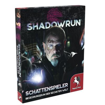 Shadowrun: Schattenspieler (Spielkarten-Set) – DE