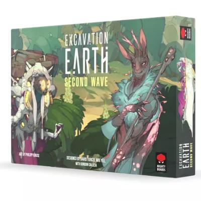 Excavation Earth: Second Wave – EN