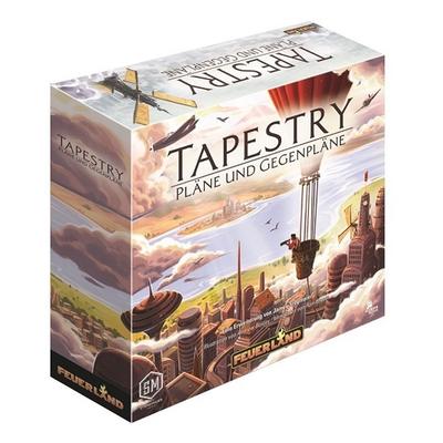 Tapestry: Pläne und Gegenpläne – DE