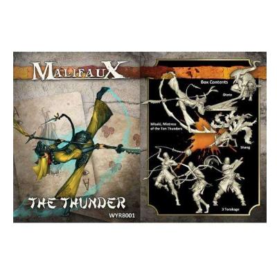 Malifaux M2E: Ten Thunders – The Thunder Box Set – EN