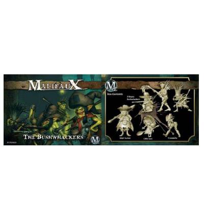 Malifaux M2E: The Gremlins – Mah Tucket Crew – EN