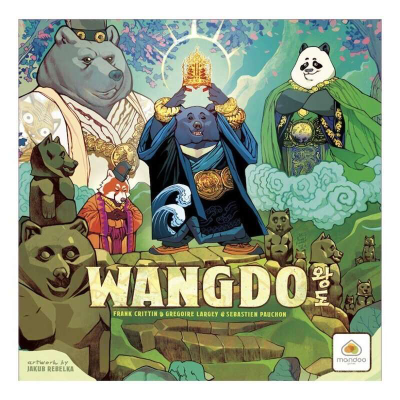 Wangdo: Königreich der Bären – DE