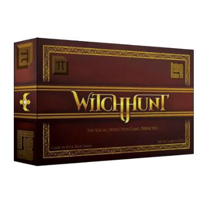 Witch Hunt (Social Deduction Game) – EN