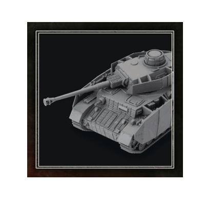 "World of Tanks: Miniatures Game ""German – PZ. KPFW. IV  H"" – DE"