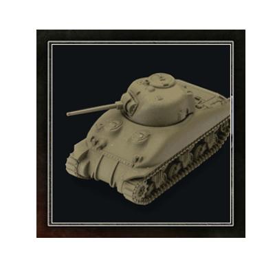 "World of Tanks: Miniatures Game ""American – M4A1 Sherman"" – DE"