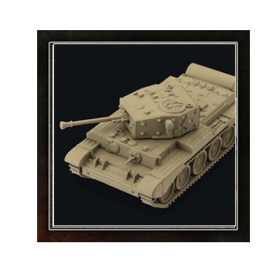 "World of Tanks: Miniatures Game ""British – Cromwell"" – DE"