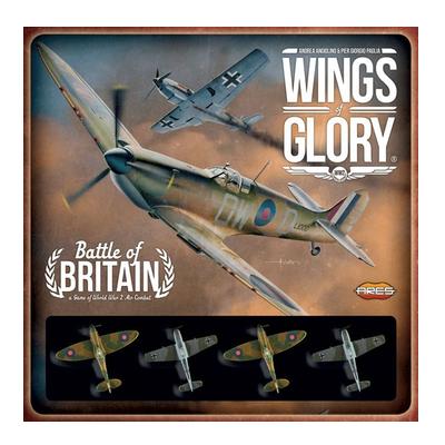 """Wings of Glory: WW2 Battle of Britain """"Starter Set"""" – EN"""