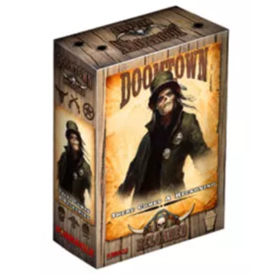 Doomtown Reloaded: There Comes a Reckoning – EN