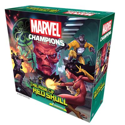 Marvel Champions: The Rise of Red Skull – DE