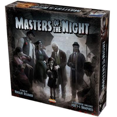 Masters of the Night – EN