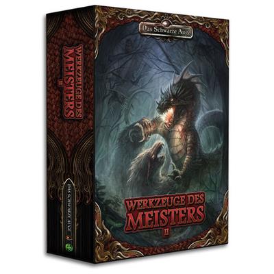 DSA5: Werkzeuge des Meisters II (Box) – DE