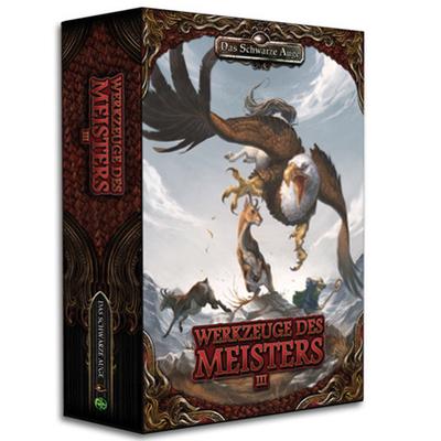DSA5: Werkzeuge des Meisters III (Box) – DE