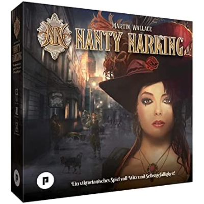 Nanty Narking – DE