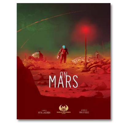 On Mars – DE
